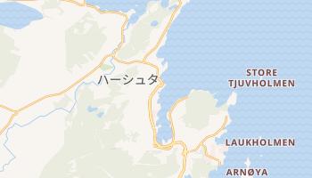 ハルスター の地図