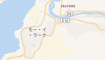 MO の地図