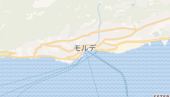 モルデ の地図
