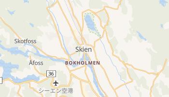 シーエン の地図