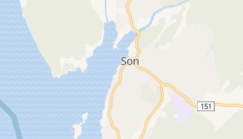 息子 の地図