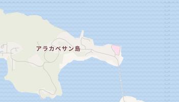 コロール の地図