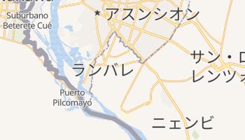 ランバレ の地図