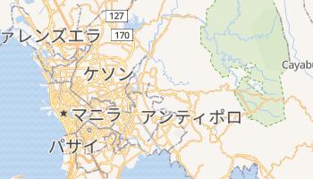 アンティポロ の地図