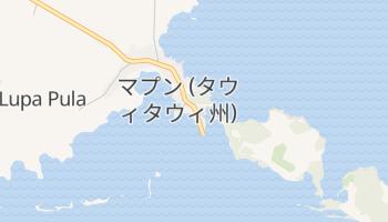 カガヤン州 の地図