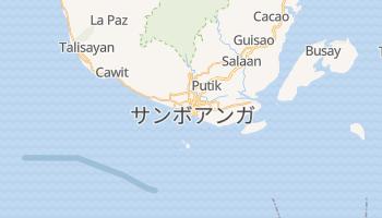 サンボアンガ の地図