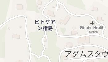アダムスタウン の地図