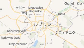ルブリン の地図