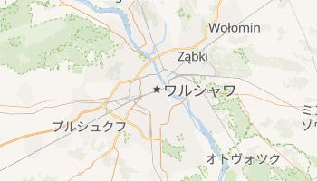 ワルシャワ の地図
