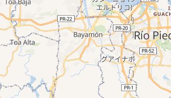 バヤモン の地図