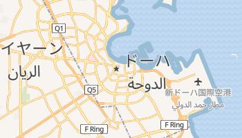 ドーハ の地図