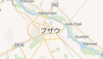 ブザウ の地図