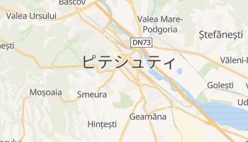 ピテシュティ の地図