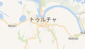トゥルチャ の地図