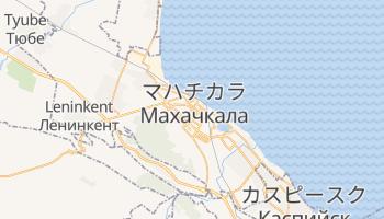 マハチカラ の地図
