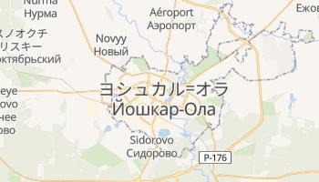 ヨシュカル・オラ の地図