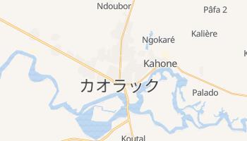カオラック の地図
