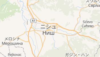 NIS の地図