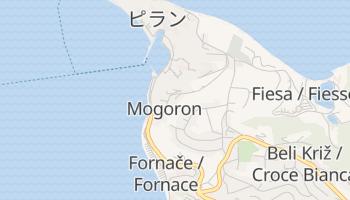 ピラン の地図