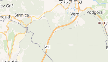ブルフニカ の地図