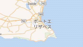ポート・エリザベス の地図