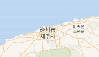 済州 の地図