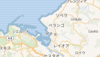 ゲチョ の地図