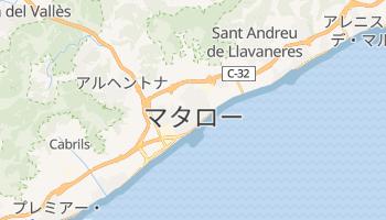 マタロー の地図