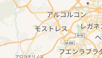 モストレス の地図
