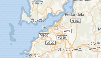 ビーゴ の地図
