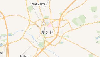 ルンド の地図