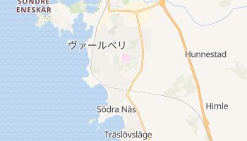 ヴァールベリ の地図