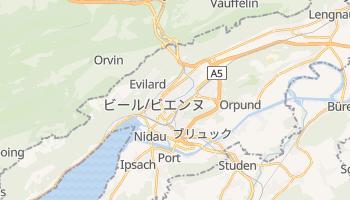 ビール の地図