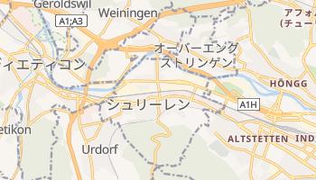 シュリーレン現象 の地図