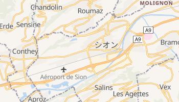 シオン の地図