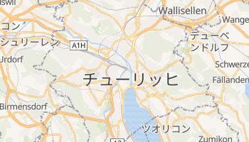 チューリッヒ の地図