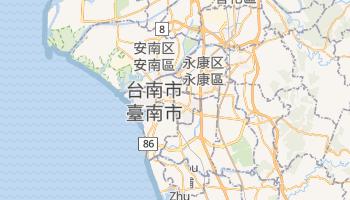 台南市 の地図