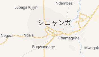 シニャンガ の地図