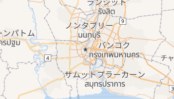 バンコク の地図