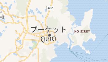 プーケット県 の地図