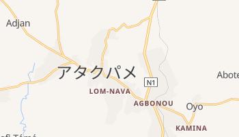 アタクパメ の地図