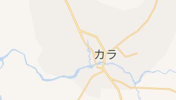 カラ の地図