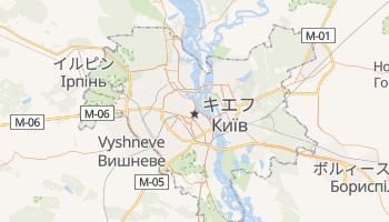 キエフ の地図