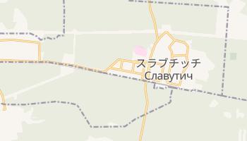 スラブチッチ の地図