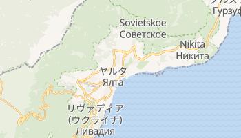 ヤルタ の地図