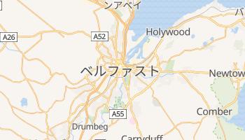 ベルファスト の地図