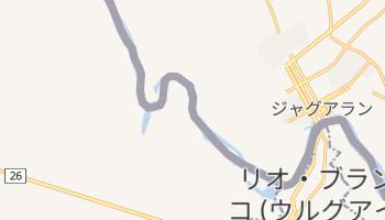 アルティガス の地図