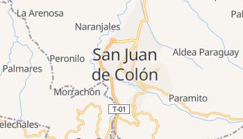 コロン の地図