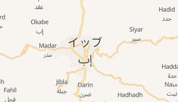 イッブ の地図