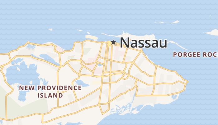 Nassau online kaart
